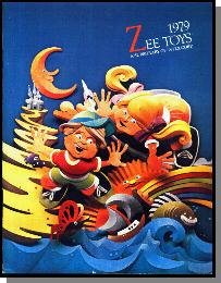 1979 Zee Toys Catalog
