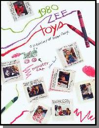 1980 Zee Toys Catalog
